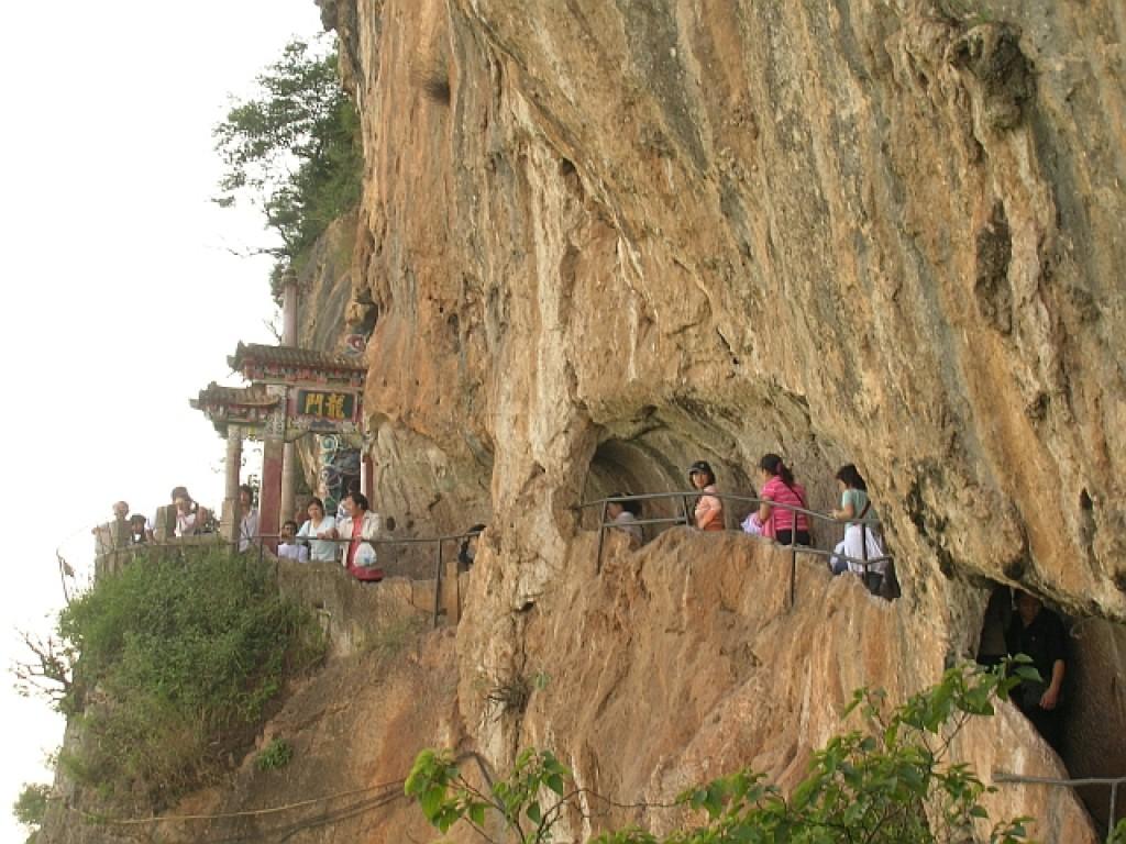 Zdjęcia: Kunming, Yunnan, Brama Smoka, CHINY