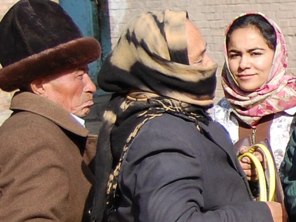 Zdjęcia: Kaszgar, Zach.Chiny, Poprostu...piekna kobieta, CHINY