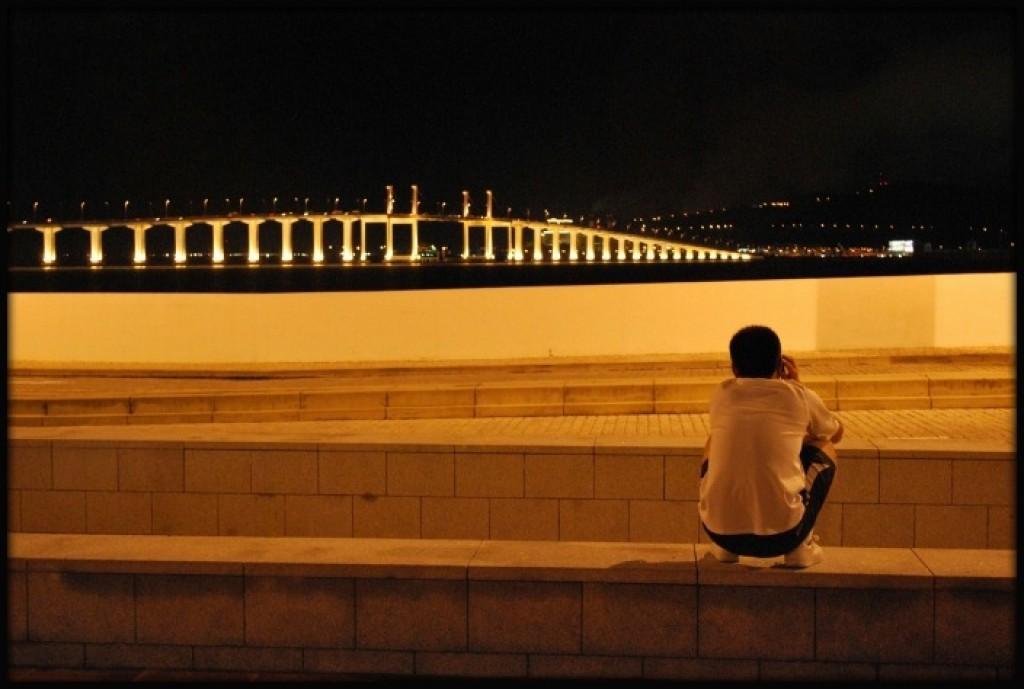 Zdjęcia: Tsing ma bridge, Hong Kong, KONKURS, CHINY