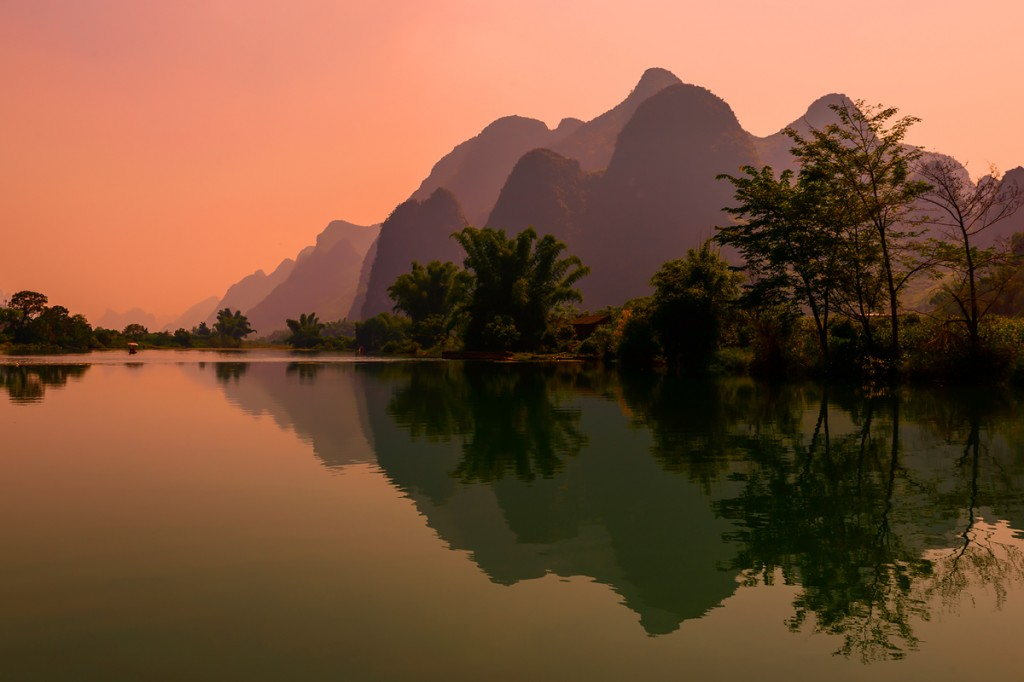 Zdjęcia: Yangshuo, Guizhou, Yangshuo - Yulong River, CHINY