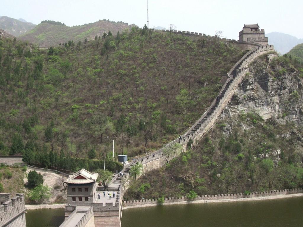 Zdjęcia: Badaling, Na północ od Piekinu, Wielki mur, CHINY
