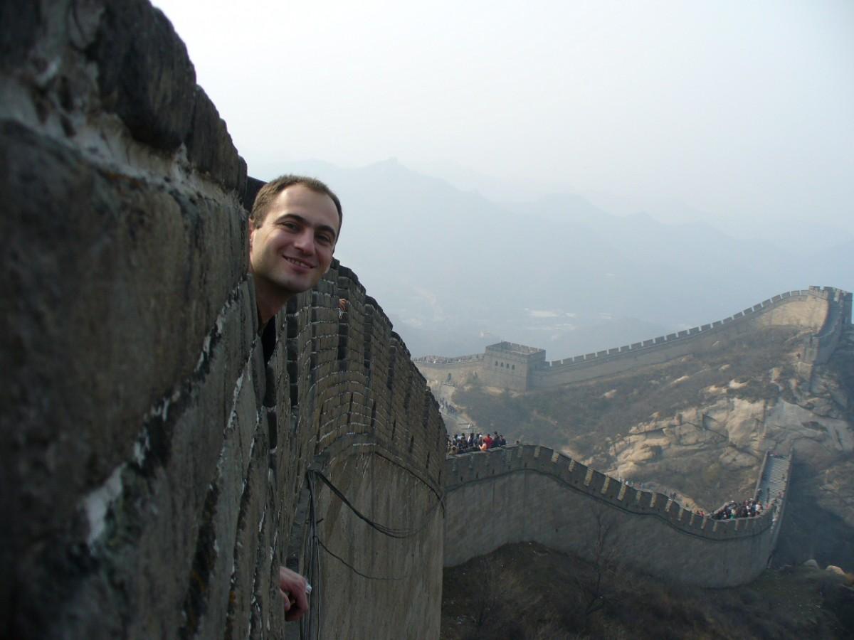 Zdjęcia: Pekin, Pekin, Na Wielkim Murze, CHINY