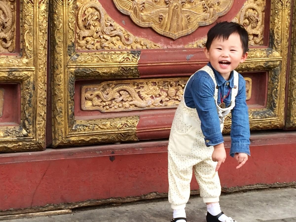 Zdjęcia: Świątynia, Pekin, Beztroska radość, CHINY