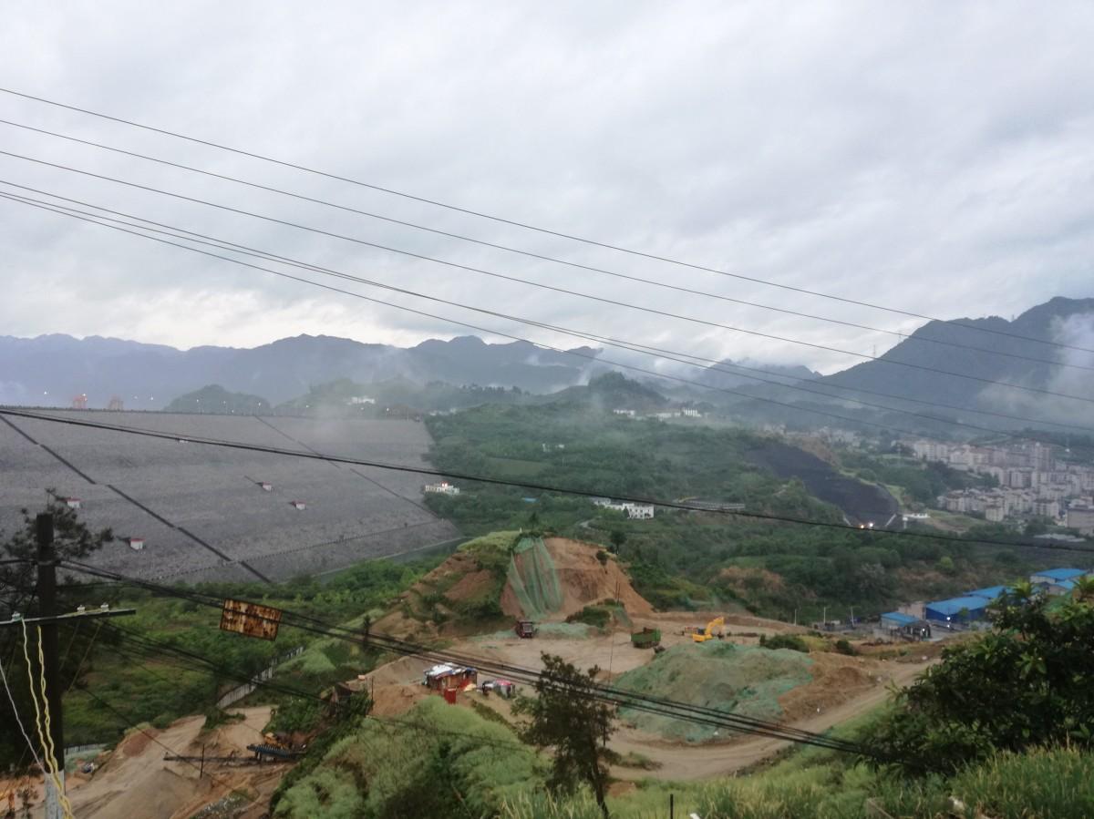 Zdjęcia: Sanxi, Hubei, Miasto u stóp Tamy Trzech Przełomów, CHINY