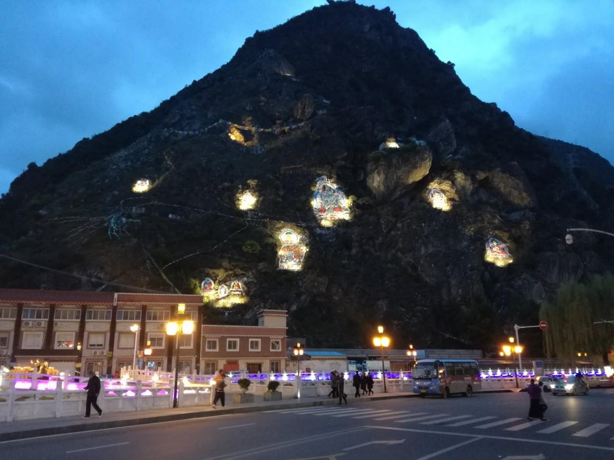 Zdjęcia: Kanding, Syczuan, Kanding, CHINY