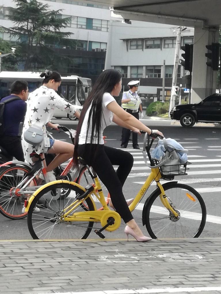 Zdjęcia: Szanghaj, Chiński styl Szanghaju, CHINY
