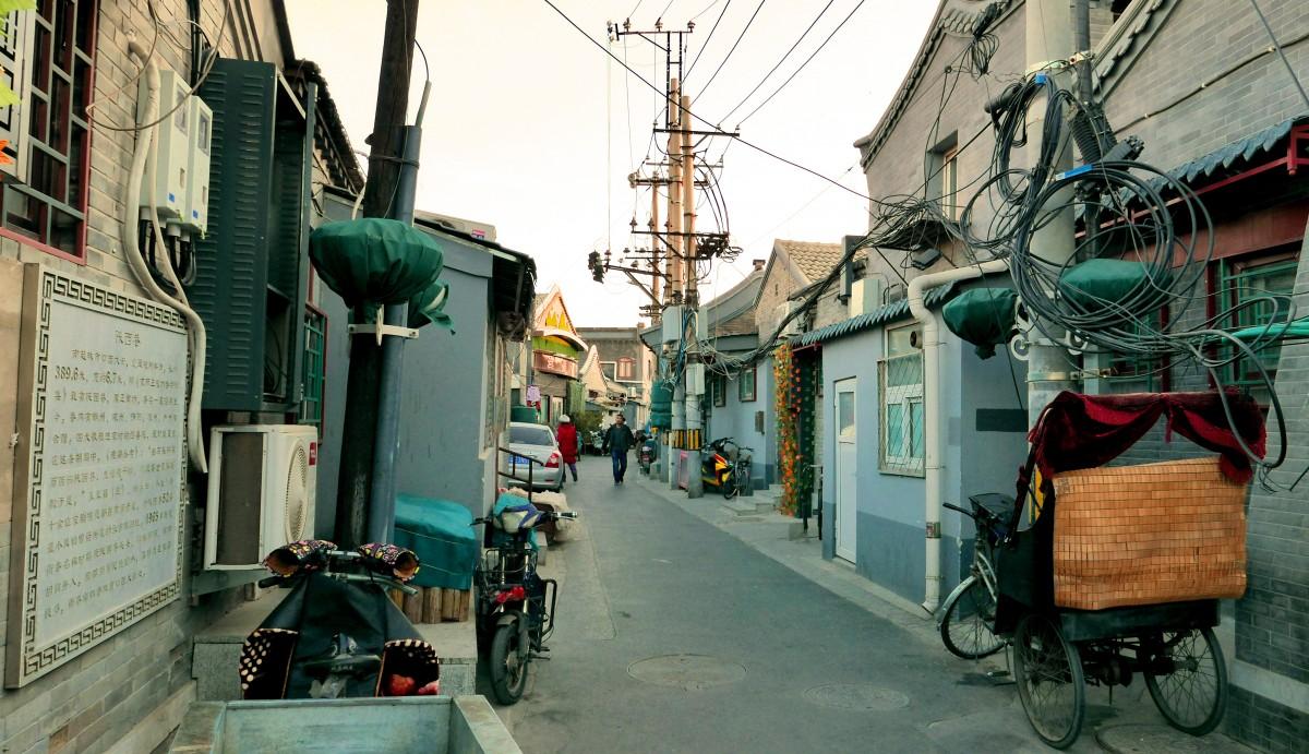 Zdjęcia: Pekin, Pekiin, Hutong, CHINY