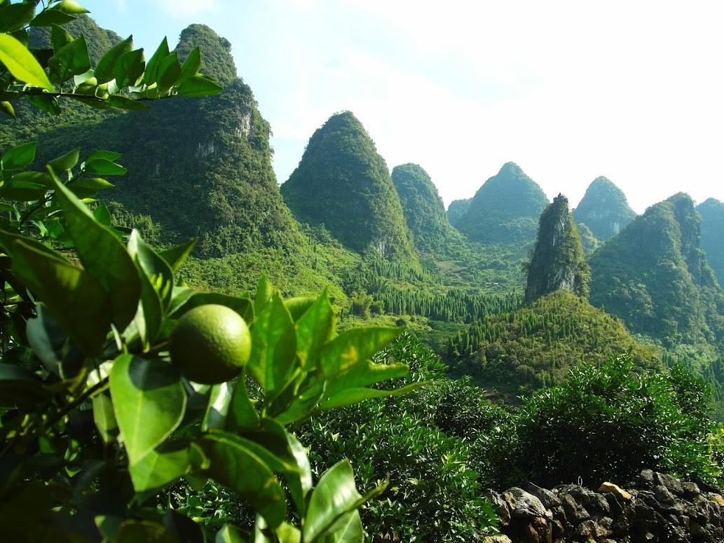 Zdjęcia: Guilin, Xiufeng , okolice Guilin, CHINY