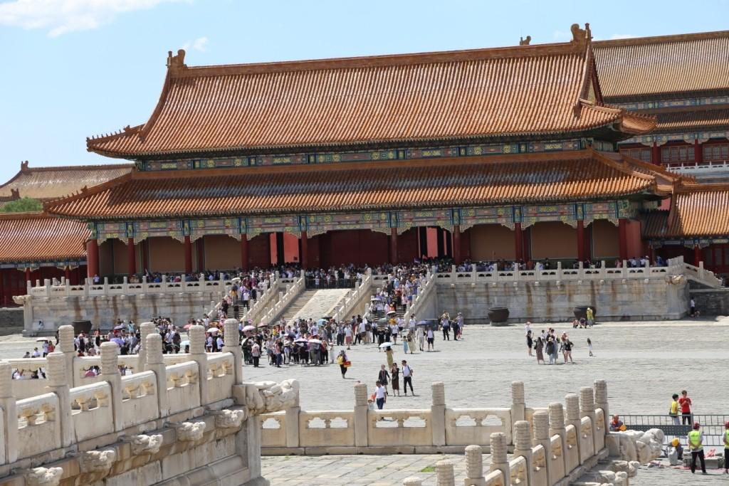 Zdjęcia: Pekin, Zakazane Miasto, CHINY