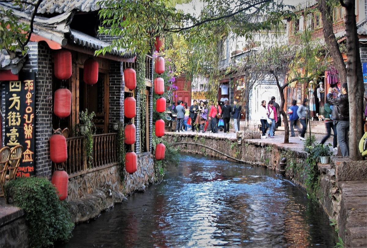 Zdjęcia: Lijiang, Yunan, Chińskie wspomnienia, CHINY