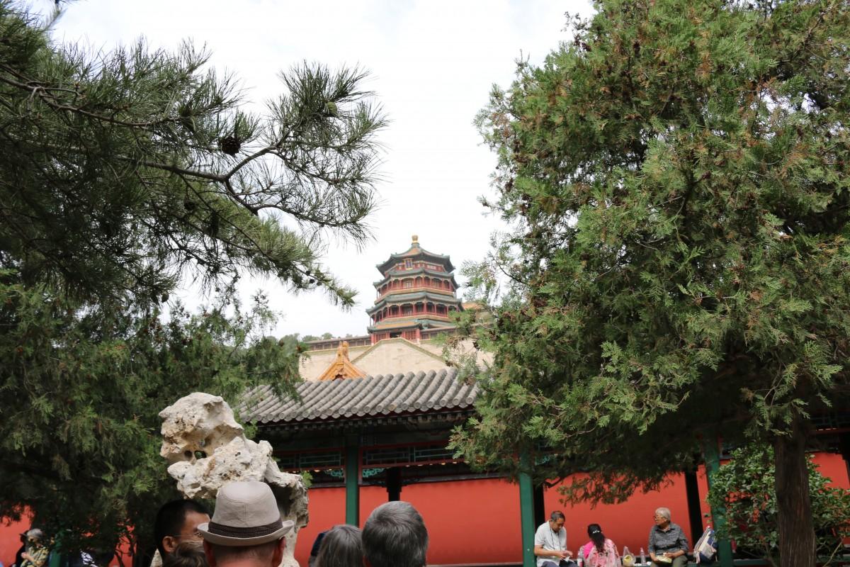 Zdjęcia: Kunming, Pekin, Pałac Letni , CHINY
