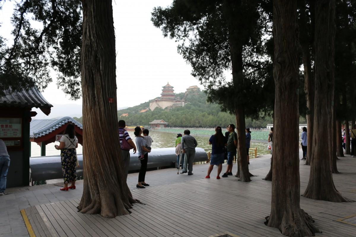 Zdjęcia: Kunming, Pekin, Jezioro Kunming Pałac Letni , CHINY