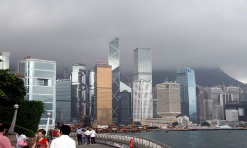 Zdjecie CHINY / brak / Hong Kong / Hong Kong