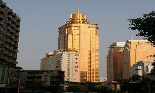 Zdjecie CHINY / - / Shenzhen / Gold Building