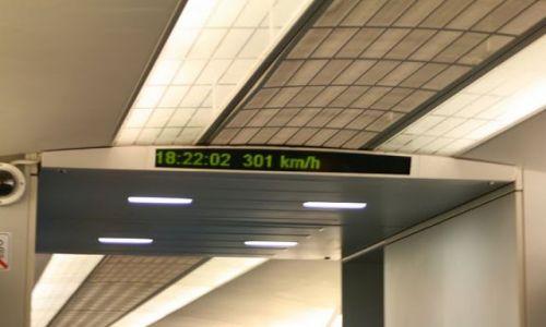 Zdjecie CHINY / - / Shanghai / 301 km/h Maglev