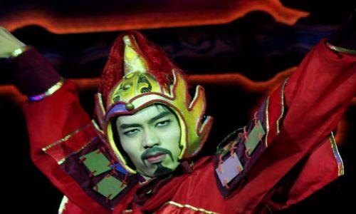 CHINY / - / Pekin / W chińskiej operze