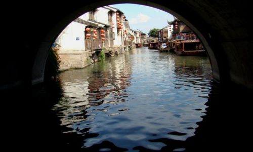 Zdjecie CHINY / - / Suzhou / Kana�y