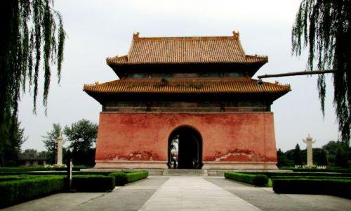 CHINY / - / Suzhou - XuYi  / Grobowce dynastii Ming