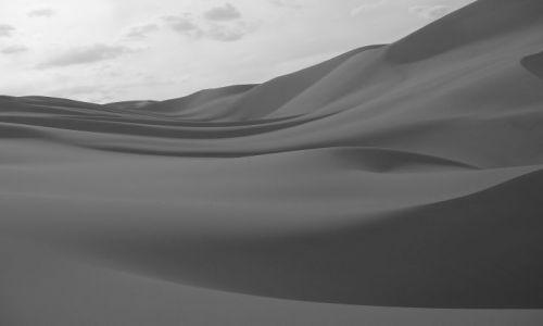 Zdjecie CHINY / Badan Jaran / Pustynia / Niesamowite wzory