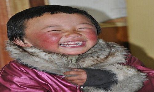 Zdjecie CHINY / Gansu / Xiahe / Konkurs
