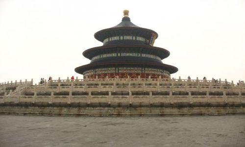 Zdjecie CHINY / - / Pekin / Świątynia Nieba