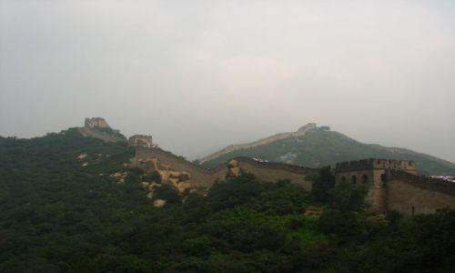 Zdjecie CHINY / - / Okolice Badaling / Mur Chiński