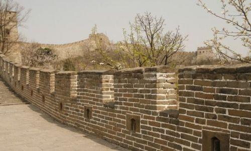 Zdjęcie CHINY / okolice Pekinu / Mutianyu / Great Wall