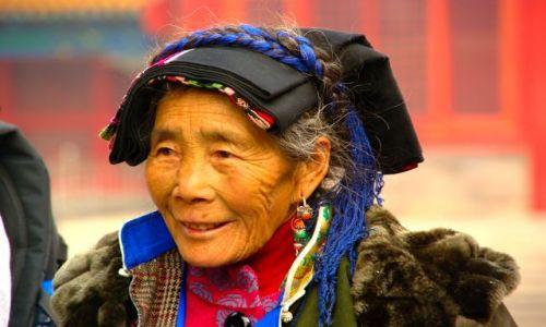 Zdjecie CHINY / Pekin / Pekin / Portret