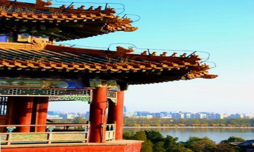 CHINY / Pekin / Pekin / Pałac letni