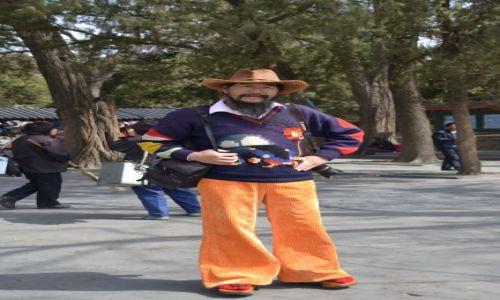 Zdjęcie CHINY / Wsch Chiny  / Klasztor Shaolin / Zatrzymany w latach 70 siątych