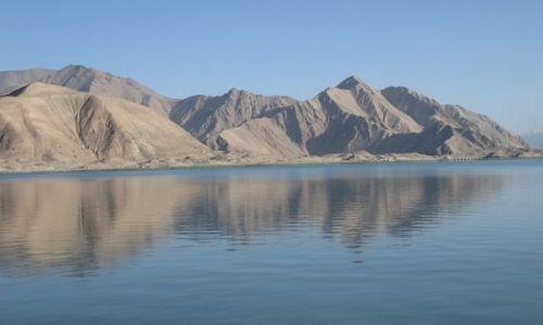 Zdjęcie CHINY / Karakorum Highway / Karakul Lake / Karakul Lake