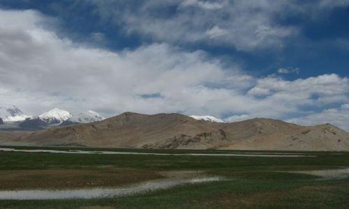 Zdjecie CHINY / Karakorum Highway / Karakul Lake / załamanie pogody
