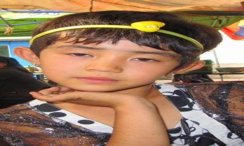 Zdjęcie CHINY / Hotan / Hotan / Mała Ujgurka