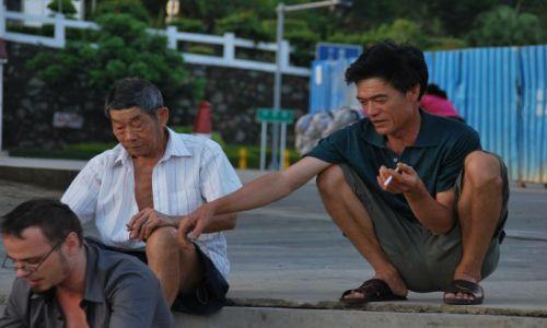 Zdjecie CHINY / - / Shenzhen / zwykli ludzie