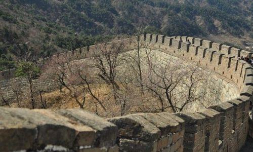 Zdjecie CHINY / Pekin / Mutianyu / Chinski Mur inaczej II