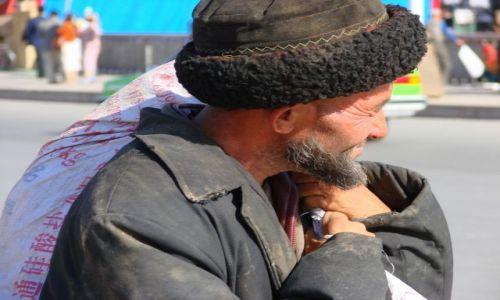 Zdjecie CHINY / Karzgar / Karzgar / Transport