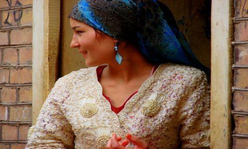 Zdjęcie CHINY / Karzgar / Karzgar / Uśmiech