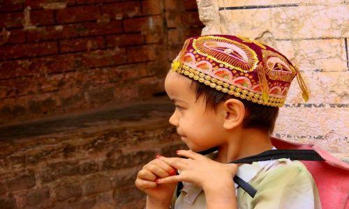 Zdjęcie CHINY / Karzgar / Karzgar / Z szkoły