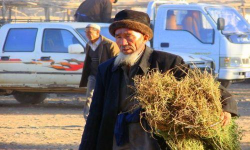Zdjecie CHINY / Karzgar / Karzgar / Siano
