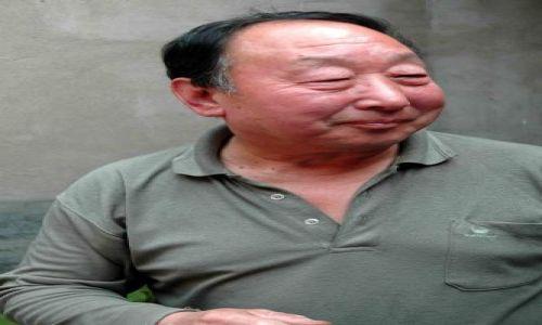 Zdjecie CHINY / brak / pekin- w hutongach / chiny- portrety