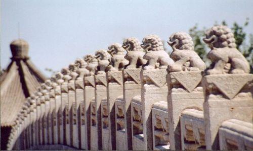 Zdjęcie CHINY / brak / Pekin / Pałac Letni