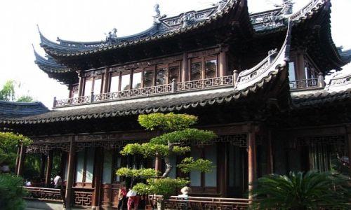 Zdjecie CHINY / Szanghaj / Szanghaj / ogrody Yu