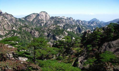 Zdjecie CHINY / prowincja Anhui / Huang Shan / Góry Żółte