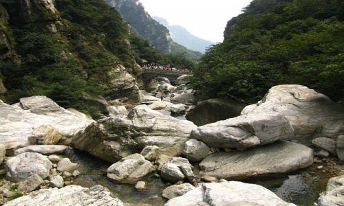 Zdjęcie CHINY / prowincja Jianxi / Lu Shan / góry Lu