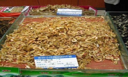 CHINY / prowincja Jianxi / Lu Shan / w sklepie