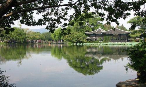 Zdjęcie CHINY / prowincja Zhejiang / Hangzhou / Jezioro Zachodnie
