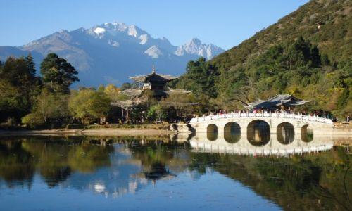 CHINY / Yunnan / Lijiang / Konkurs - Klasyczny Lijiang