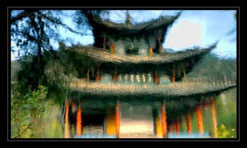 Zdjecie CHINY / prowincja yunan / prowincja yunan / gdzies w chinac