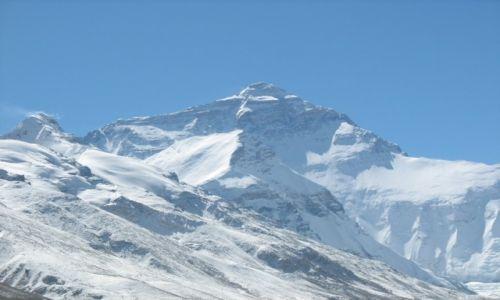 CHINY / Tybetański Region Autonomiczny  / Basecamp pod Mount Everest / Konkurs_Czomolungma
