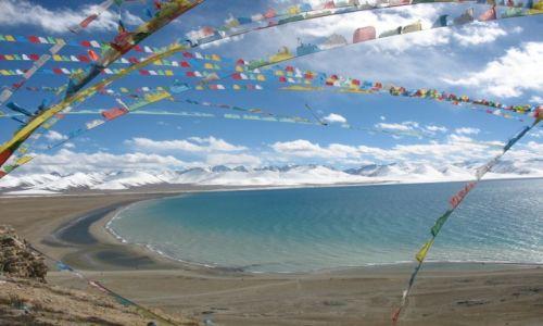 Zdjecie CHINY / Tybetański Region Autonomiczny  / Namco (Niebiańskie Jezioro) / Konkurs_Namco